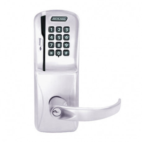 Schlage Commercial CO-250 Rights on Card - Mortise/Mortise Deadbolt Electronic Access Control Keypad Programmable Lock