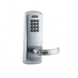Schlage Commercial CO-200 Series Electronic Access Control CO-200-CY-70-KP SPA 626 Keypad Programmable Lock with Sparta Lever