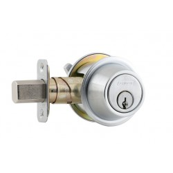 Schlage B560P Single Cylinder Deadbolt Lock
