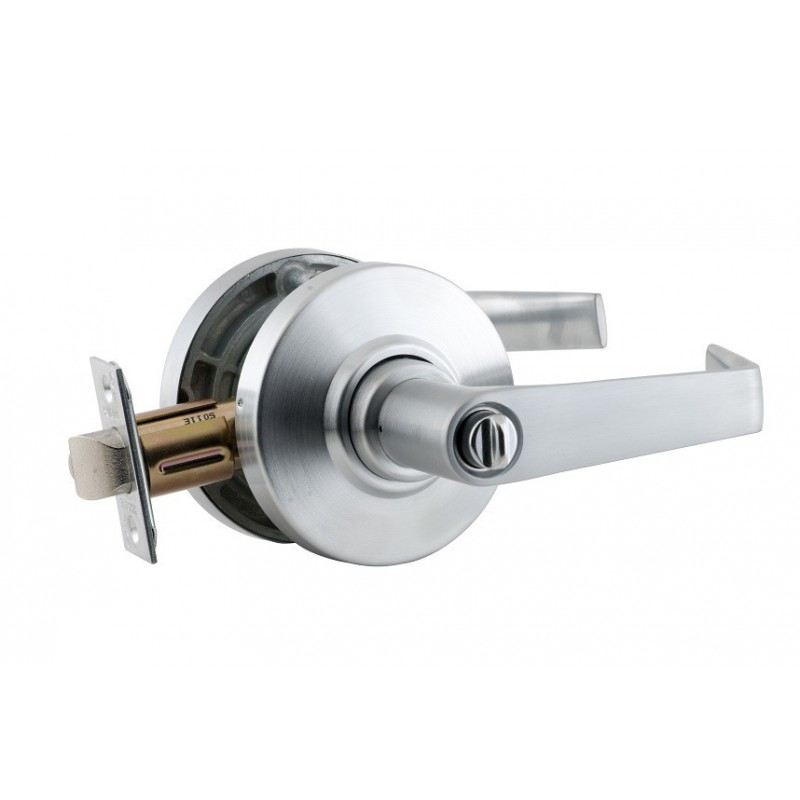 Schlage Al44s Saturn Hospital Privacy Lever