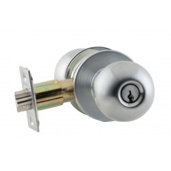 Schlage D80PDEU Electrically Unlocked (Fail Secure) Knob Grade 1