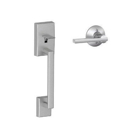 Schlage FE285 Lower Half of Century Front Entry Set