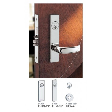 Schlage L9000 Extra Heavy Duty Mortise Lock