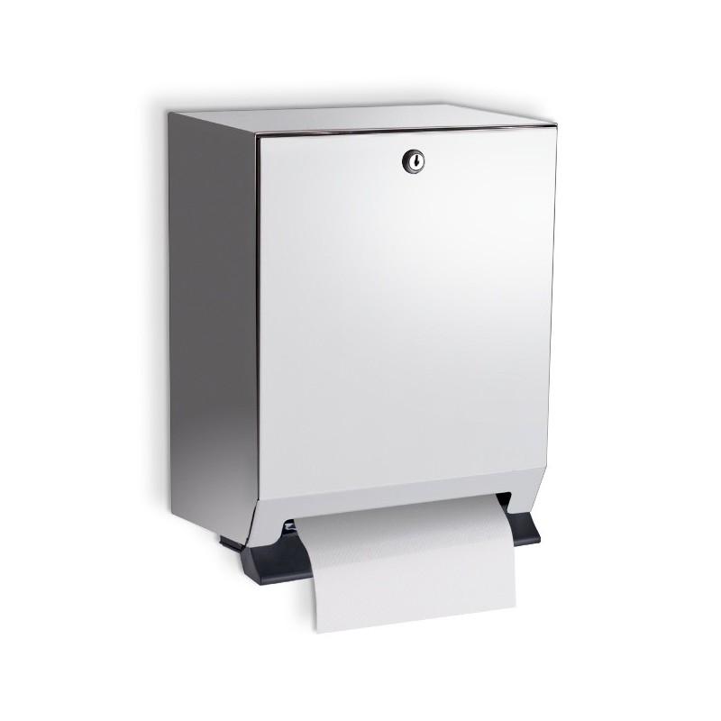 Ajw Commercial Washroom Accessories U169 Series Steel Body Roll Paper Towel Dispenser
