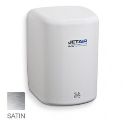 AJW U1512EA JETAIR High Speed Automatic Touchless 120/230 Volt Hand Dryer - Surface Mounted