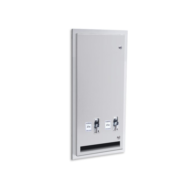 Washroom Products: AJW Commercial Washroom Accessories U526 High Capacity