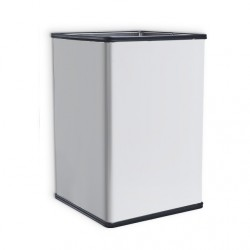 AJW 13/25 Gallon Waste Receptacle - Free Standing