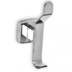 AJW Heavy Duty Coat Hook - Surface Mounted