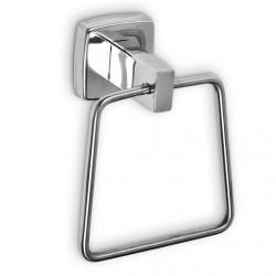 AJW Towel Ring - Surface Mounted