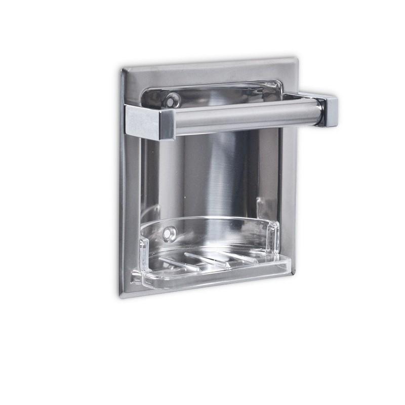 Ajw Commercial Washroom Accessories Ux61 Bright Chrome