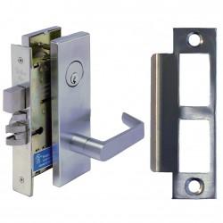 Value Brand Grade 1 Heavy-Duty Commercial Escutcheon Mortise Lockset