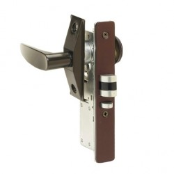 Value Brand Storefront Deadlatch Mortise Lockset