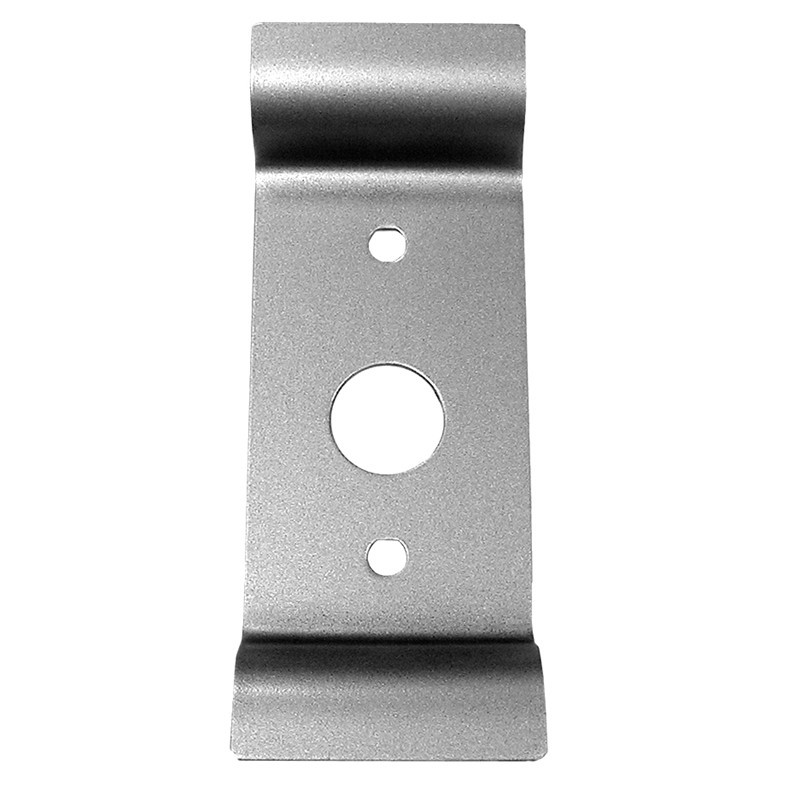 Value Brand Exterior Pull With Cylinder Cut Out Exit Trim