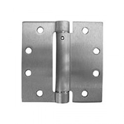 "Value Brand 4-1/2"" x 4-1/2"" Commercial Spring Hinge"