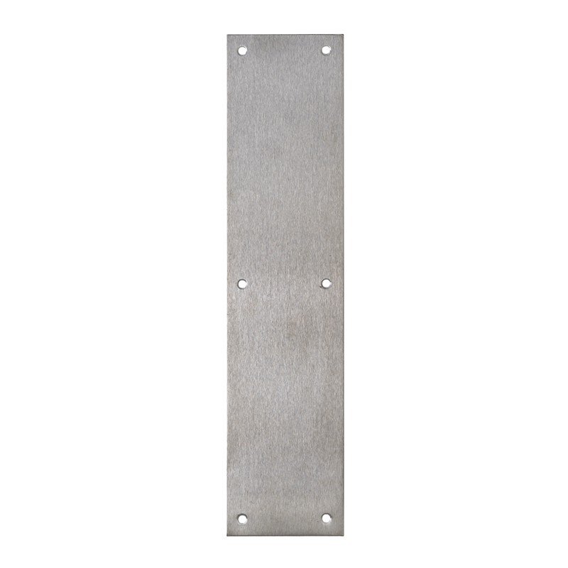 Value brand p3515 push plate door trim for Door push plates