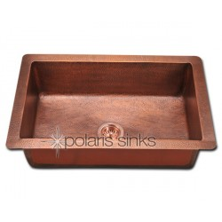Polaris P309 Single Bowl Copper Sink