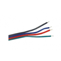Dainolite RGB20 20 Gauge AWG, 4 Strand Wire