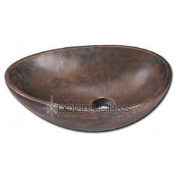 Polaris P659 Bronze Vessel Sink