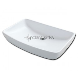 Polaris PV053W White Procelain Vessel Sink