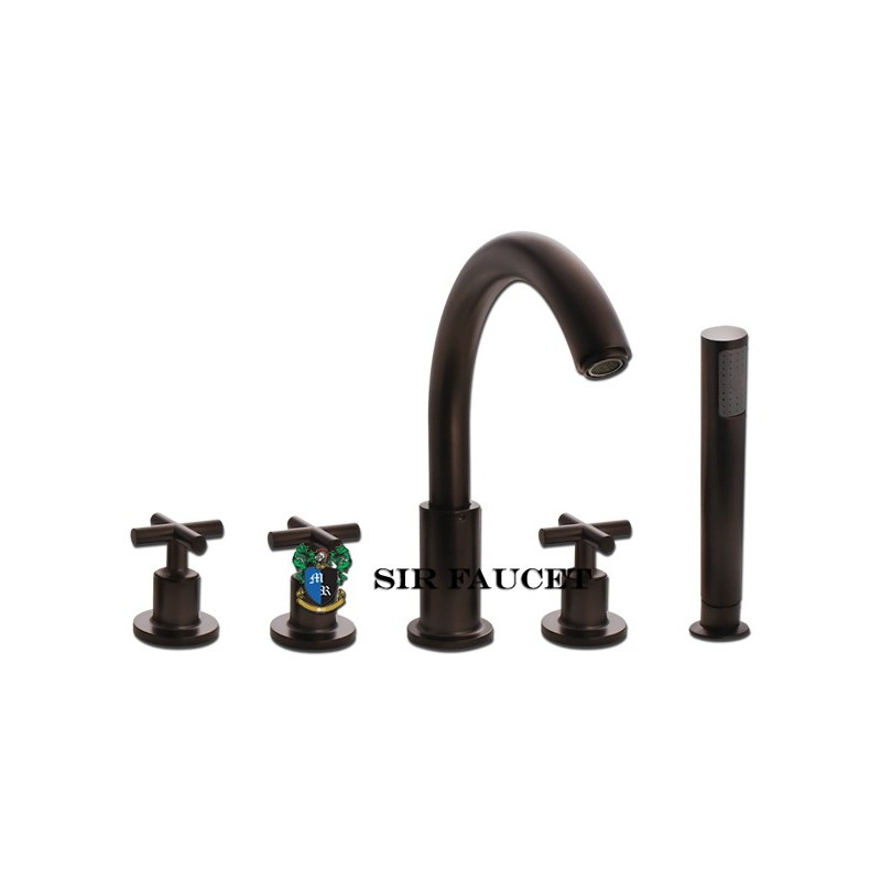 Sir Faucet 716 Roman Tub Faucet With Body Spray