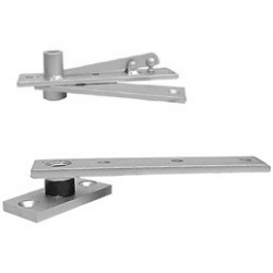 ABH Hardware 0128 Center Hung Pivot Set