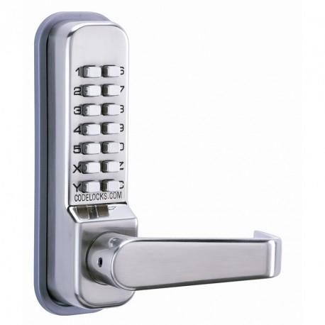 Codelocks CL400 Series Mechanical Lock Door Lever