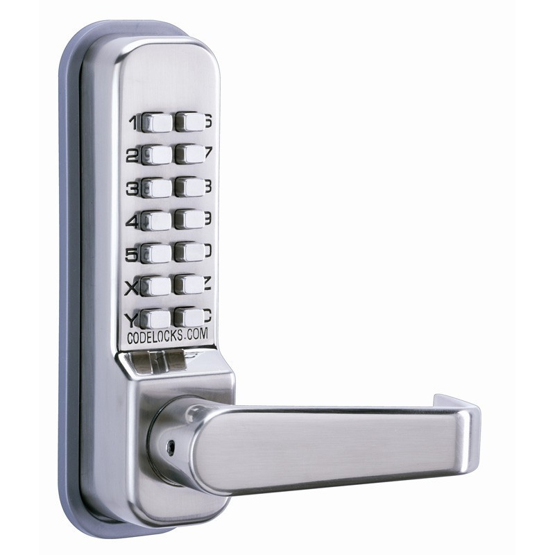 Codelocks Cl400 Series Mechanical Lock Door Lever