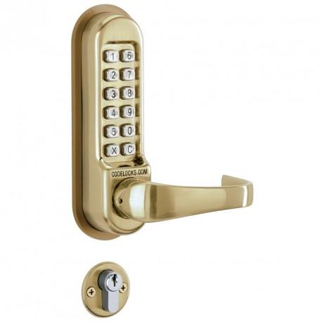 Codelocks CL500 Series Mechanical Heavy Duty Lock Door Lever