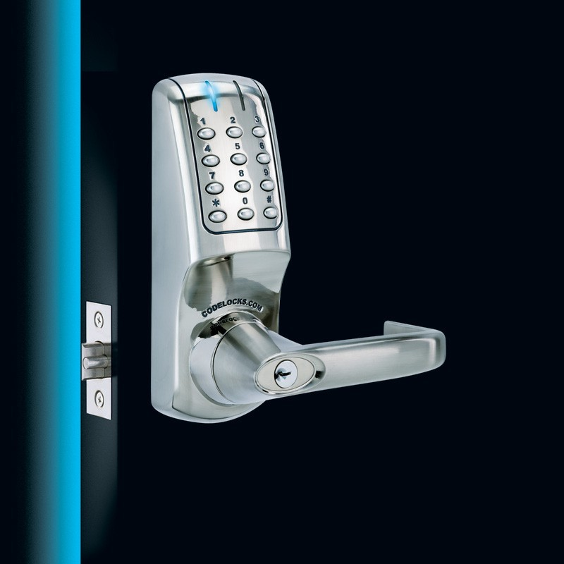 Codelocks Cl5000pk Heavy Duty Electronic Push Button Door