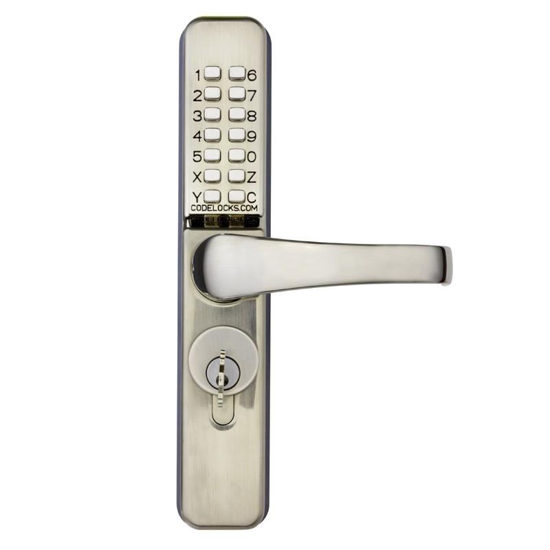 Codelocks Cl460 Series Mechanical Lock For Narrow Stile