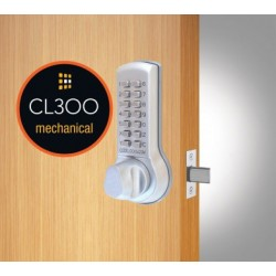Codelocks CL310 Series Tubular DeadBolt