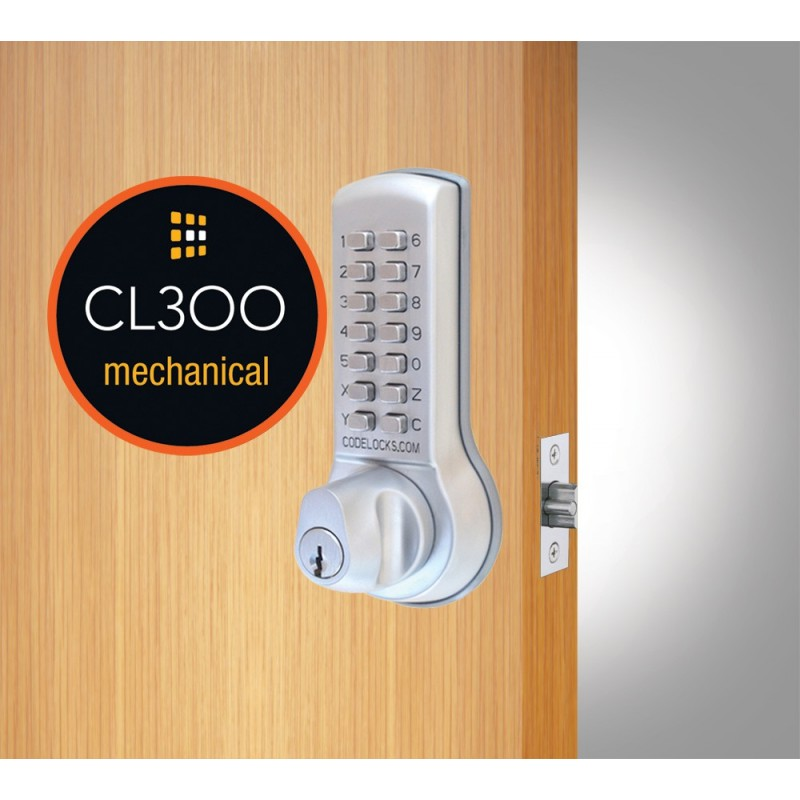 Codelocks Cl355k Series Tubular Latchbolt
