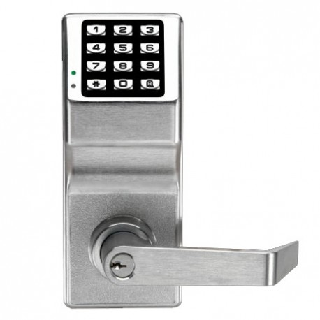 Alarm Lock DL2700 Series Trilogy T2 Cylindrical Keyless Electronic Keypad Lock