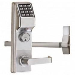 Alarm Lock ETDLS1G V99 Exit Trim For Use With Von Duprin 99/98 Panic Bars