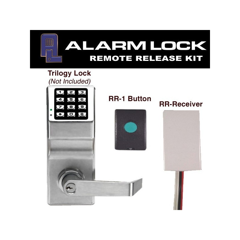 Alarm Lock Trilogy Alarm Lock Rr Trilogykit Remote Release Kit