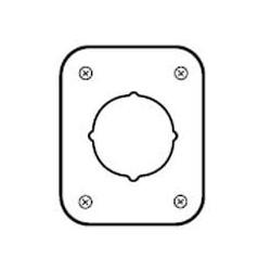 DON-JO RP-13545 Remodeler Plate