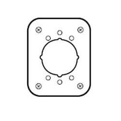 DON-JO RP-13545-2 Remodeler Plate