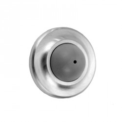 Don-Jo 1412 Cast Wall Bumper 2.5""