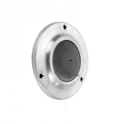 Don-Jo 1410-626 Cast Wall Bumper 3.875""