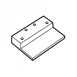 DON-JO 2050 Mounting Bracket
