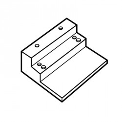 DON-JO 2051 Mounting Bracket