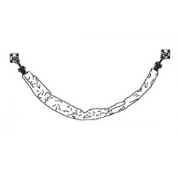 DON-JO HDCC-3012 Heavy-Duty Crash Chains