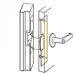 Don-Jo MLP-211 Latch Protector