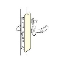 DON-JO LP-2878 Latch Protector