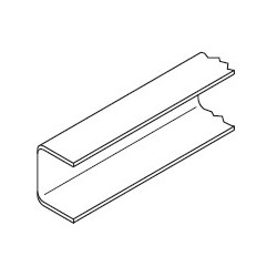 Don-Jo CSPB-80 Spreader Bars, Raw Steel Finish