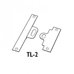 Don-Jo TL-2 Temporary Lock, Prime Coat Finish