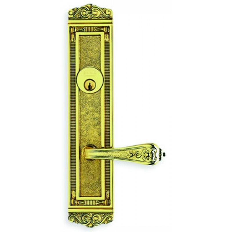 Omnia d56252 designer lever entry door locksets for Entry door design tool