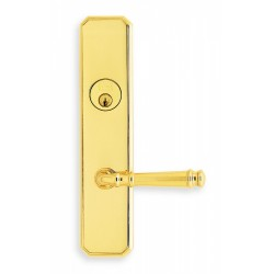 Omnia 11904 Lever Mortise Lockset