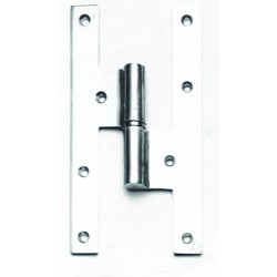 "Omnia 463 Hinge 7-1/2"" x 4"" Right or Left (US3)"