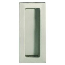 """Omnia 653 Modern Flush Pull, 4"""" Long"""